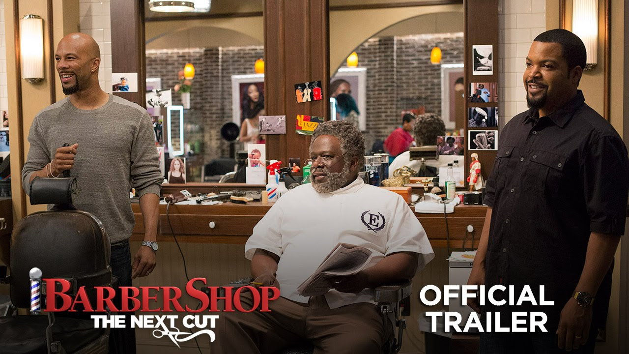 Barbershop: The Next Cut – Official Trailer 2 [HD]