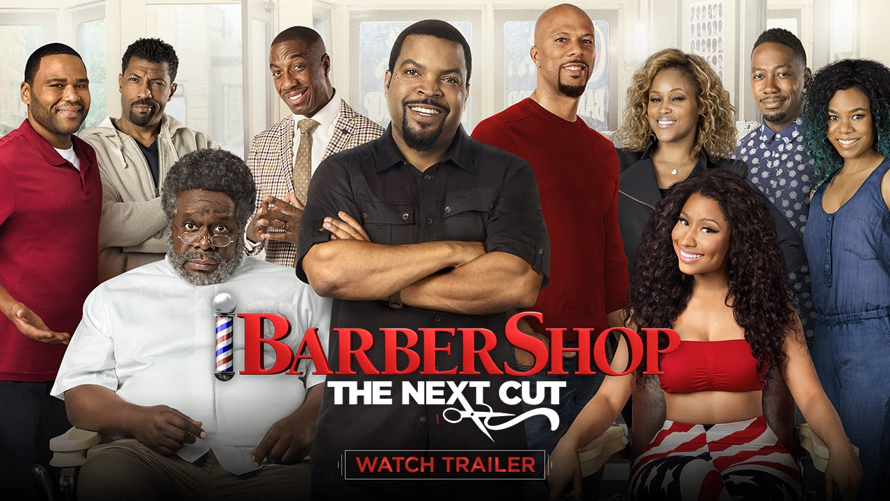 Barbershop: The Next Cut – Official Trailer 1 [HD]
