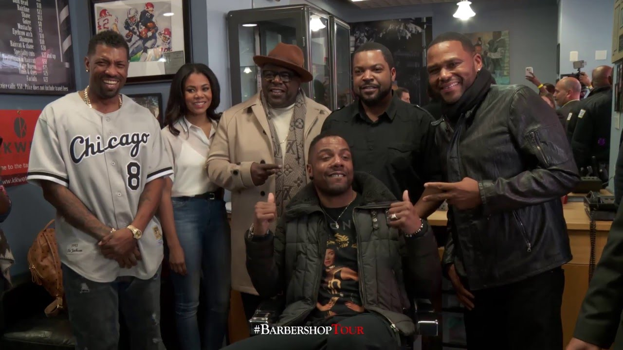 #BarbershopTour: Chicago – Part II
