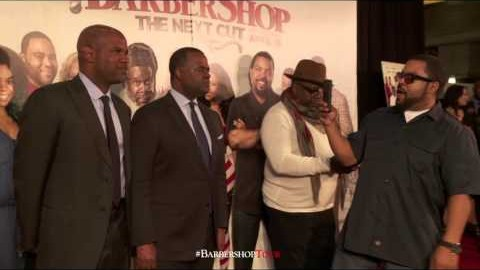 #BarbershopTour with Ice Cube & The Cast –  Full Tour Video