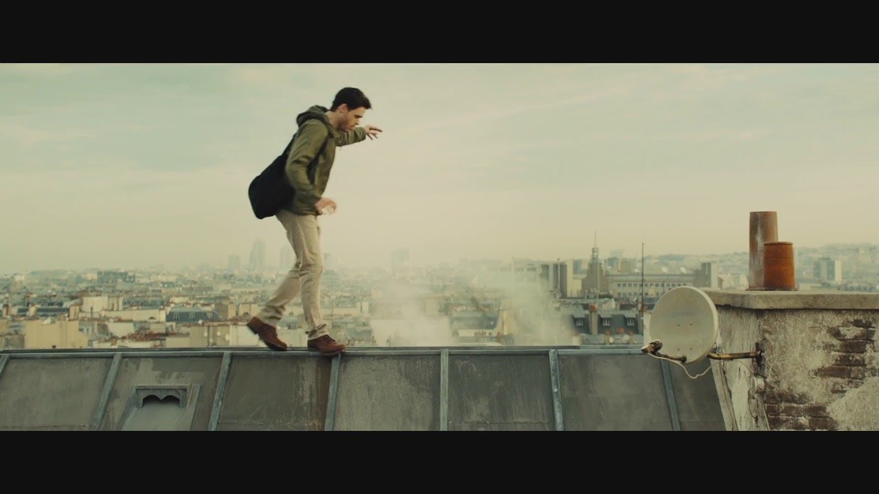 Bastille Day – Rooftop Chase Clip – In Cinemas April 22nd