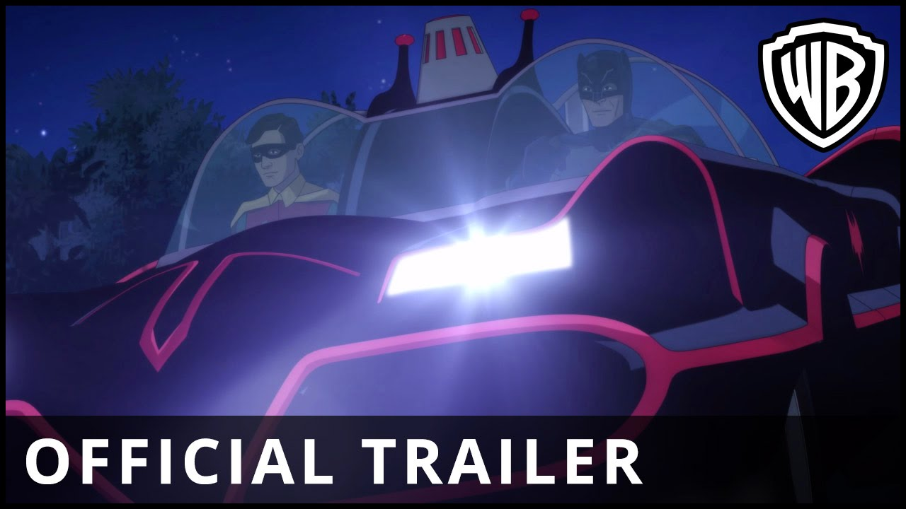 Batman: Return Of The Caped Crusaders – Official Trailer – Warner Bros. UK