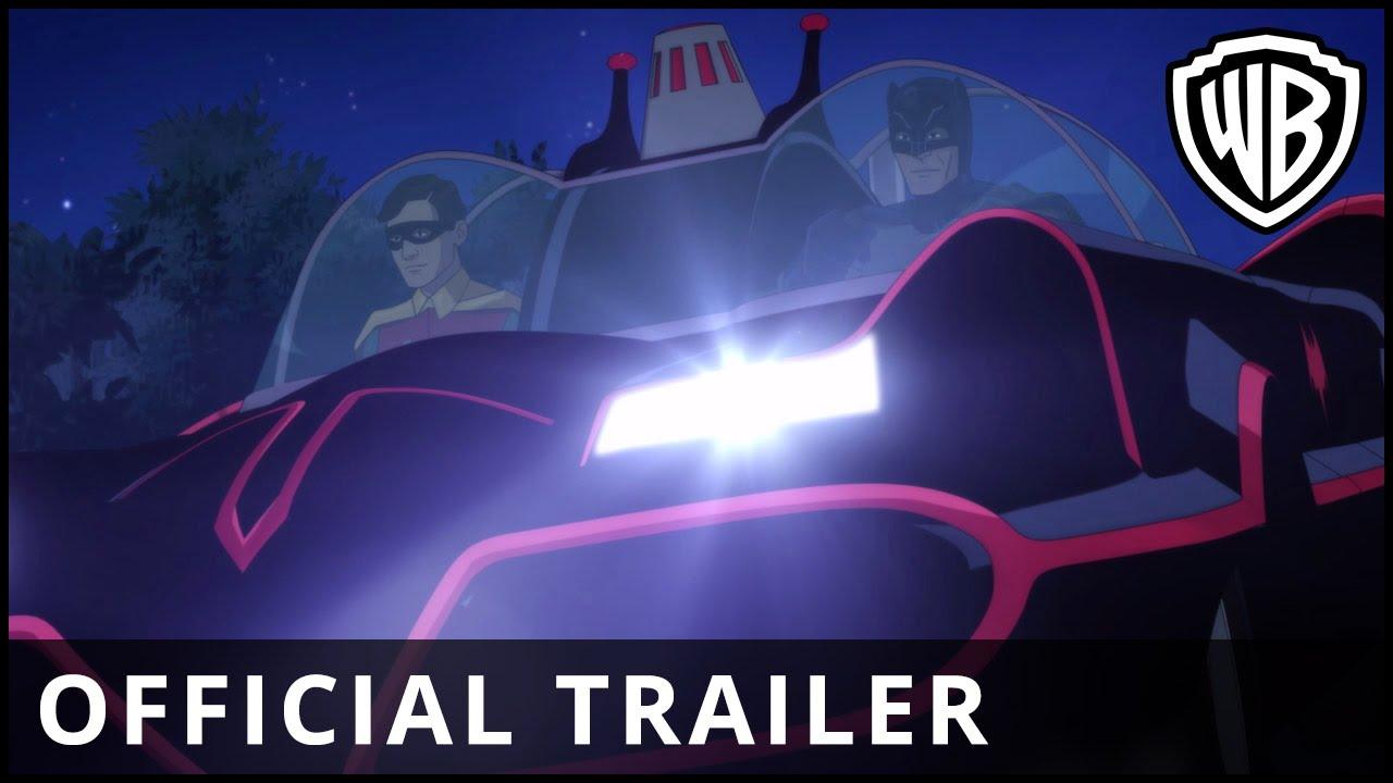 Batman: Return Of The Caped Crusaders – Official Trailer – Warner Bros. UK