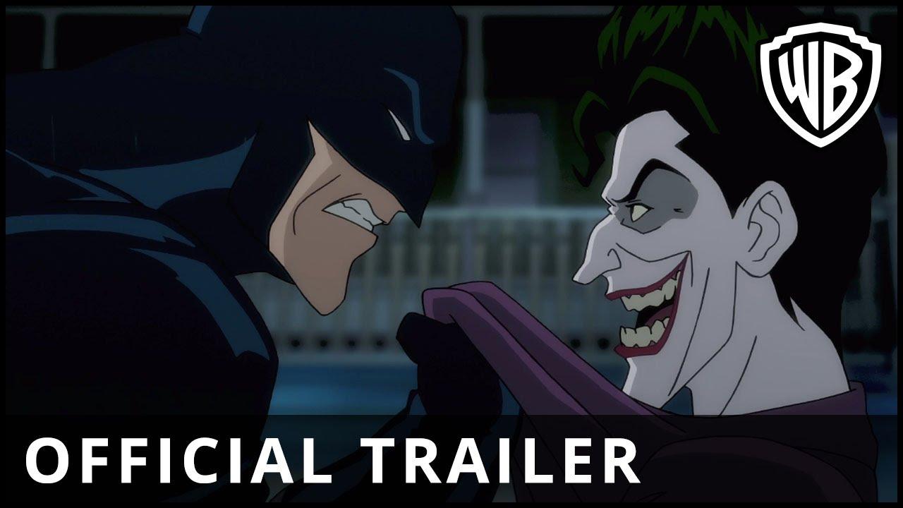 Batman: The Killing Joke – Official Trailer – Warner Bros. UK