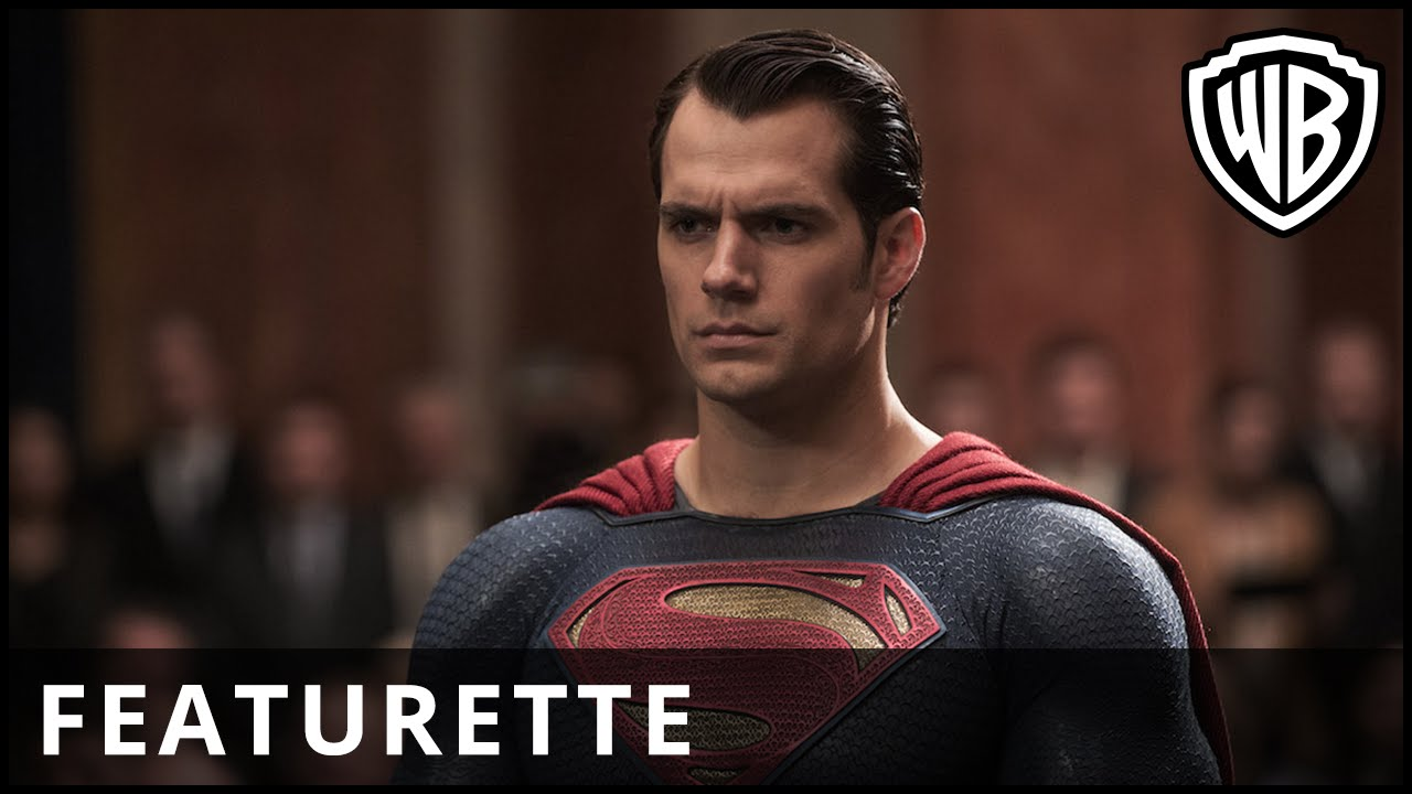 Batman v Superman: Dawn Of Justice – Superman Featurette – Official Warner Bros. UK