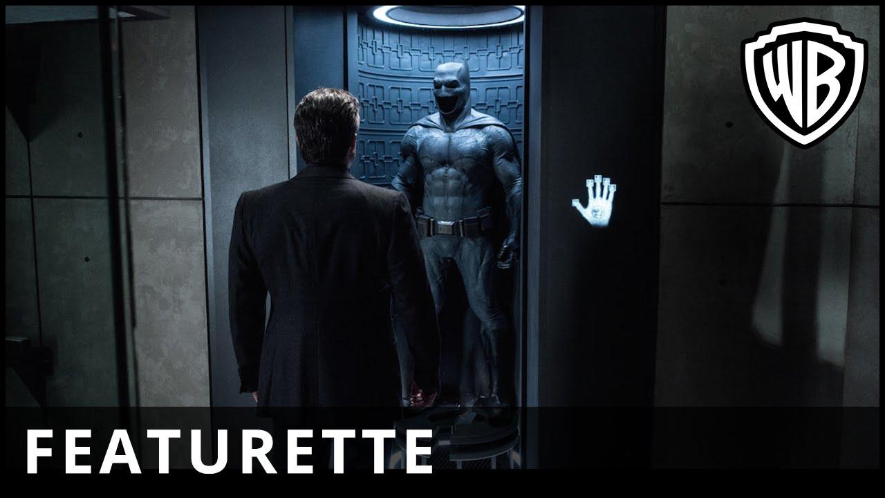 Batman v Superman: Dawn Of Justice – Batman Featurette – Official Warner Bros. UK