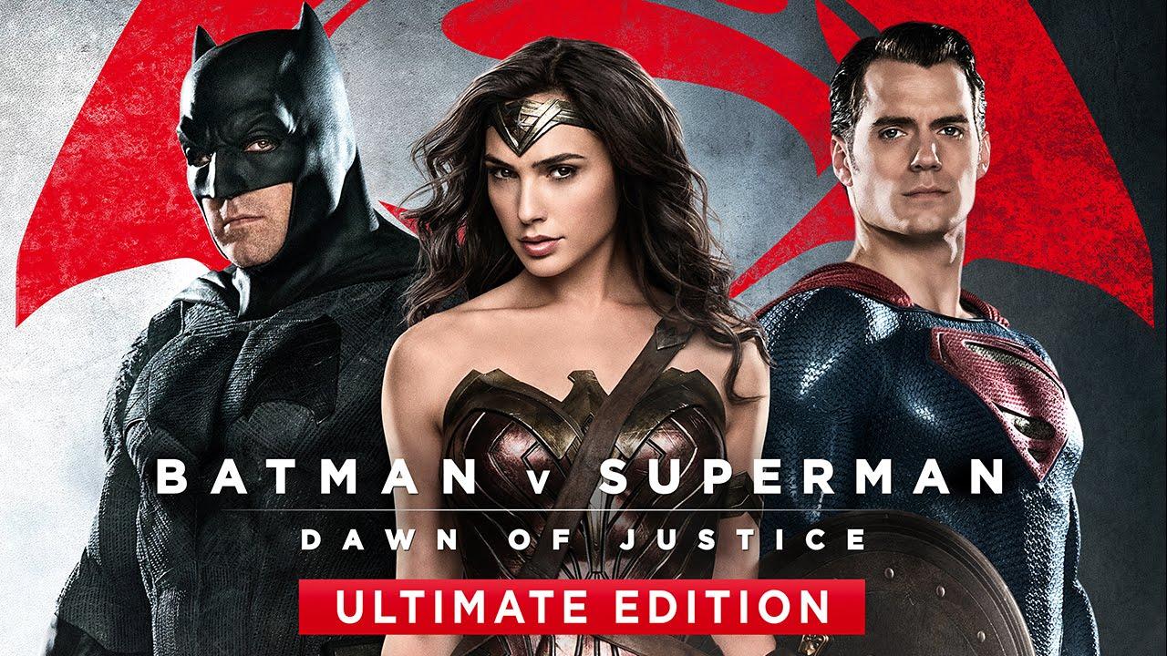 Batman v Superman: Dawn Of Justice – Ultimate Edition Trailer – Official Warner Bros. UK