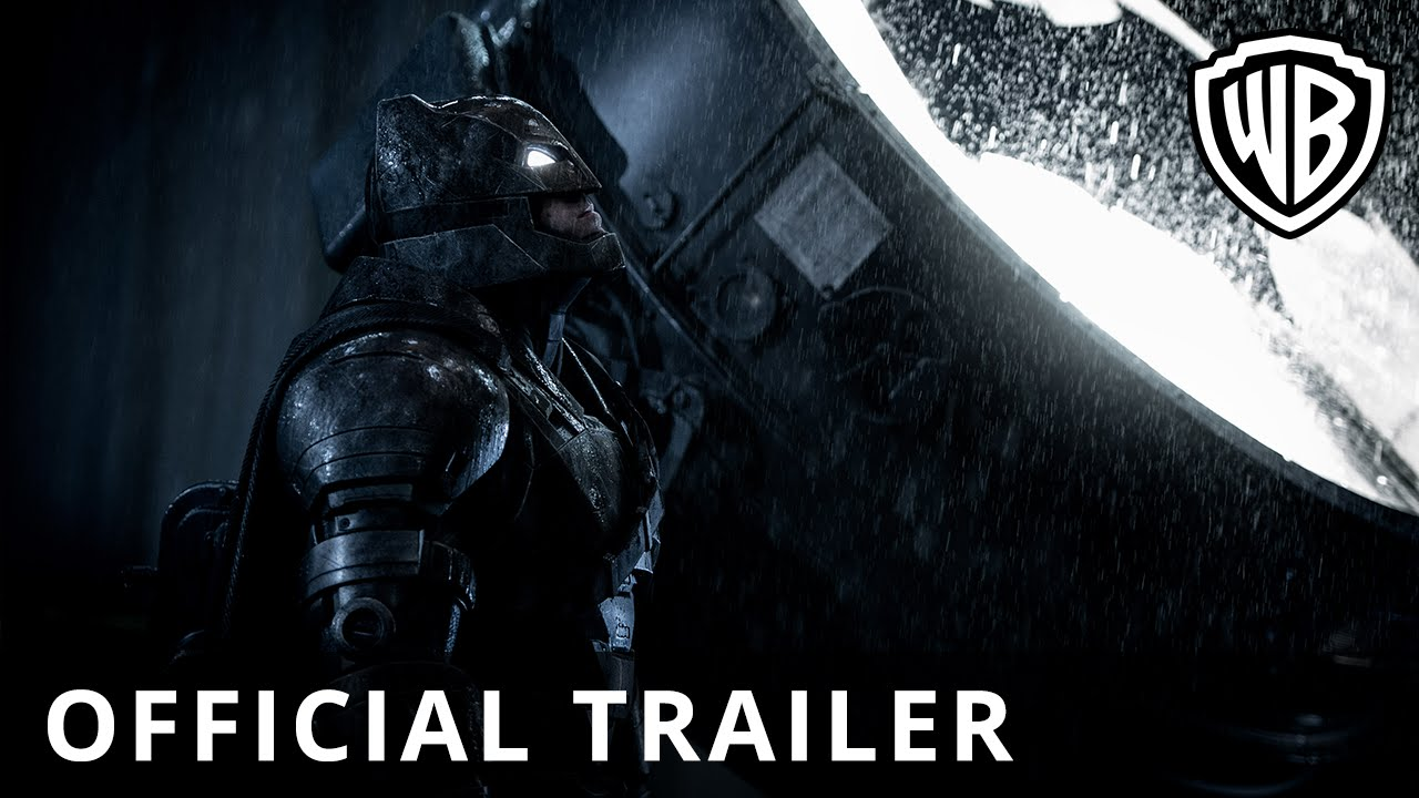 Batman v Superman: Dawn Of Justice – Official Trailer 2 – Official Warner Bros. UK