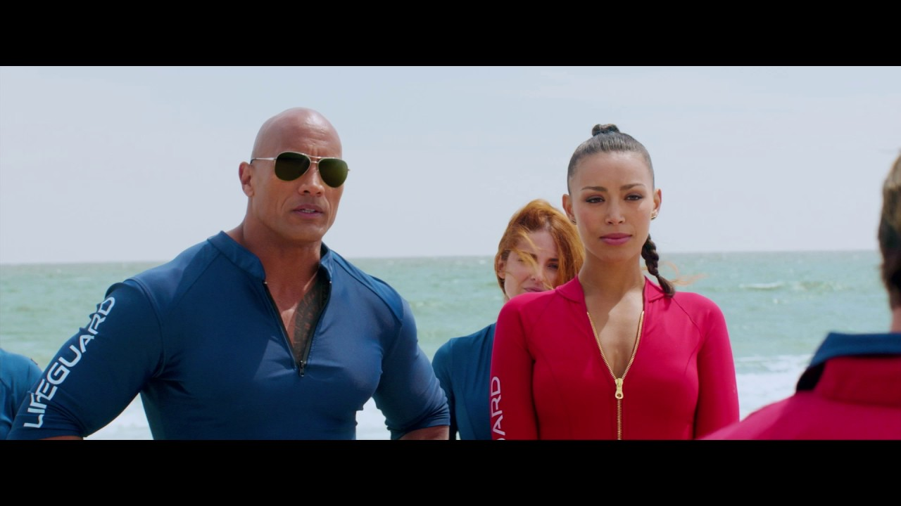 "Baywatch (2017) – ""Bad Ass"" TV Spot – Paramount Pictures"