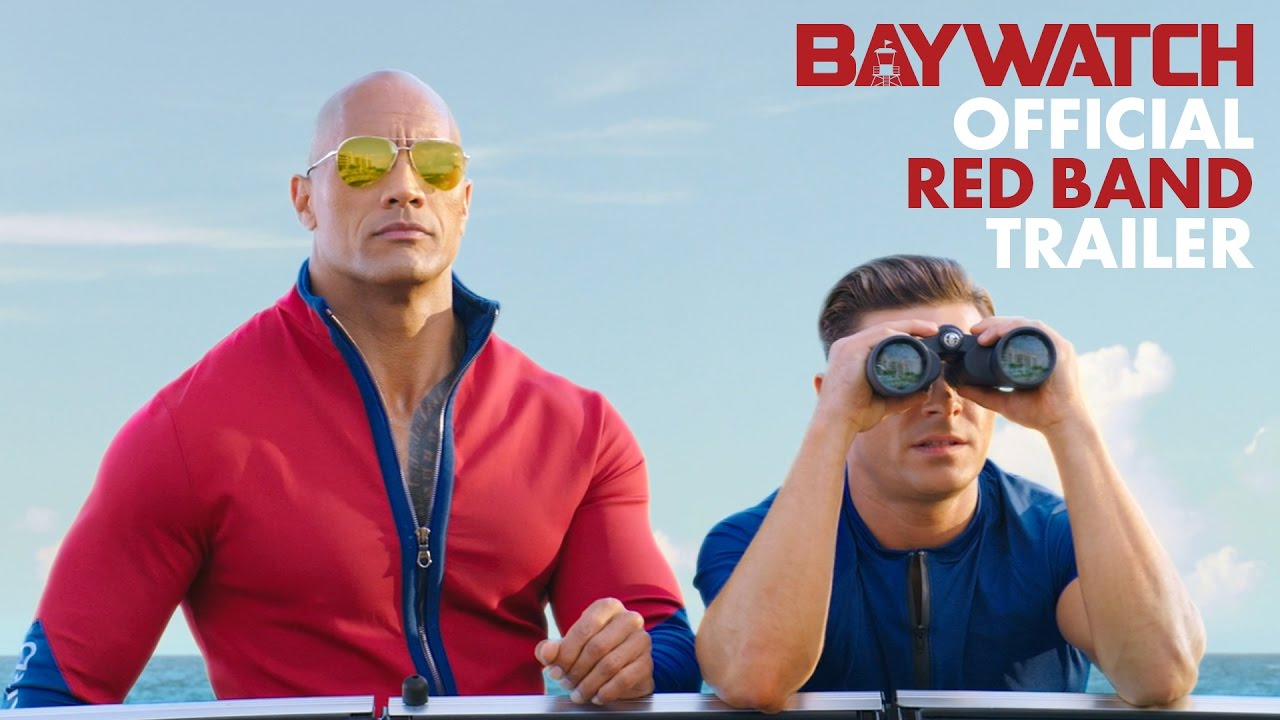 Baywatch (2017) – Official Red Band Trailer – Paramount Pictures