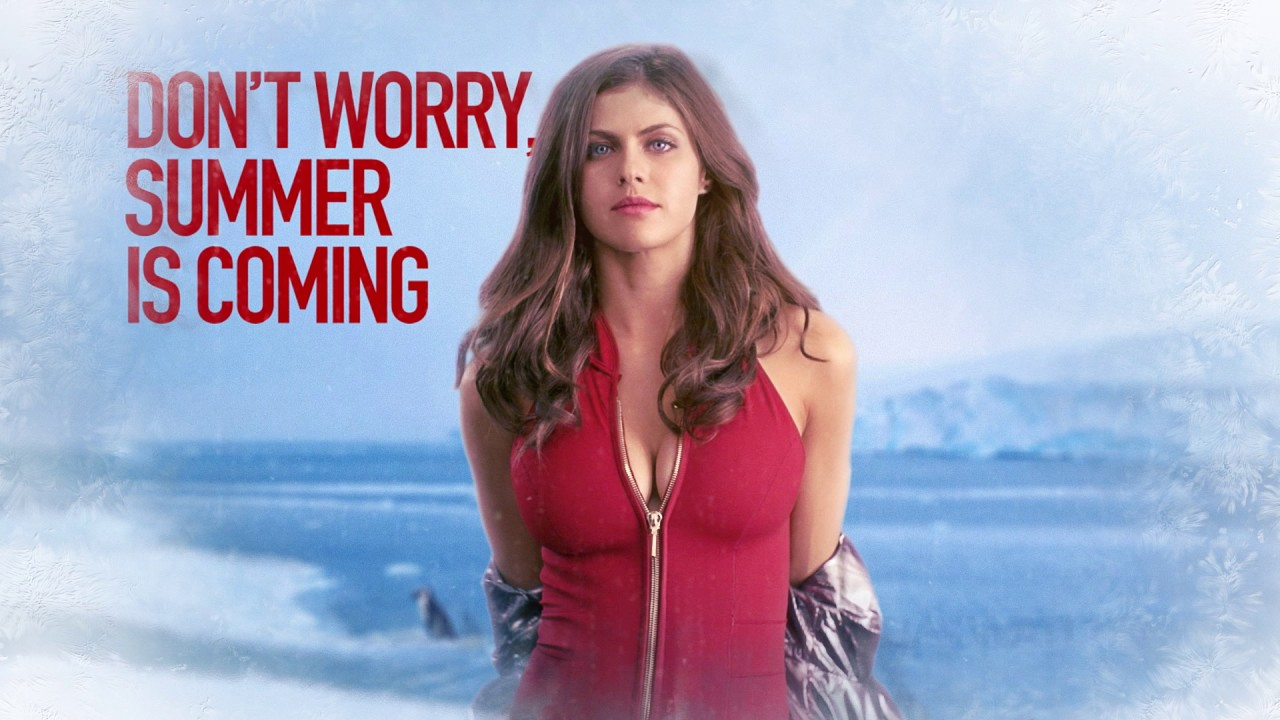 """Baywatch (2017)- """"Summer Quinn"""" Motion Poster- Paramount Pictures"""