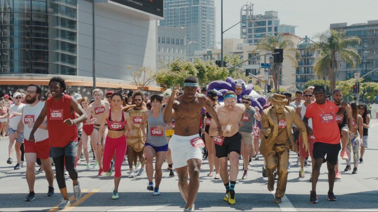 Baywatch (2017) -The Baywatch Slow Mo Marathon – Paramount Pictures