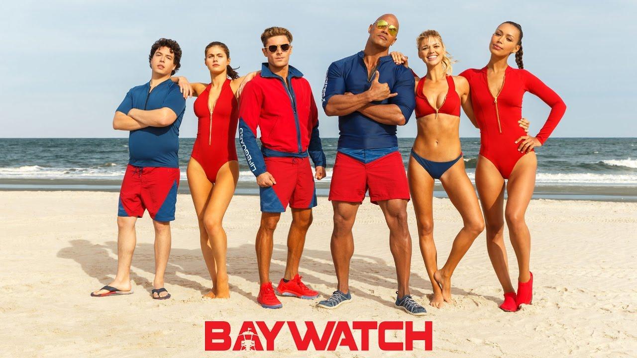 "Baywatch | International Trailer – ""Ready"" | UK Paramount Pictures"