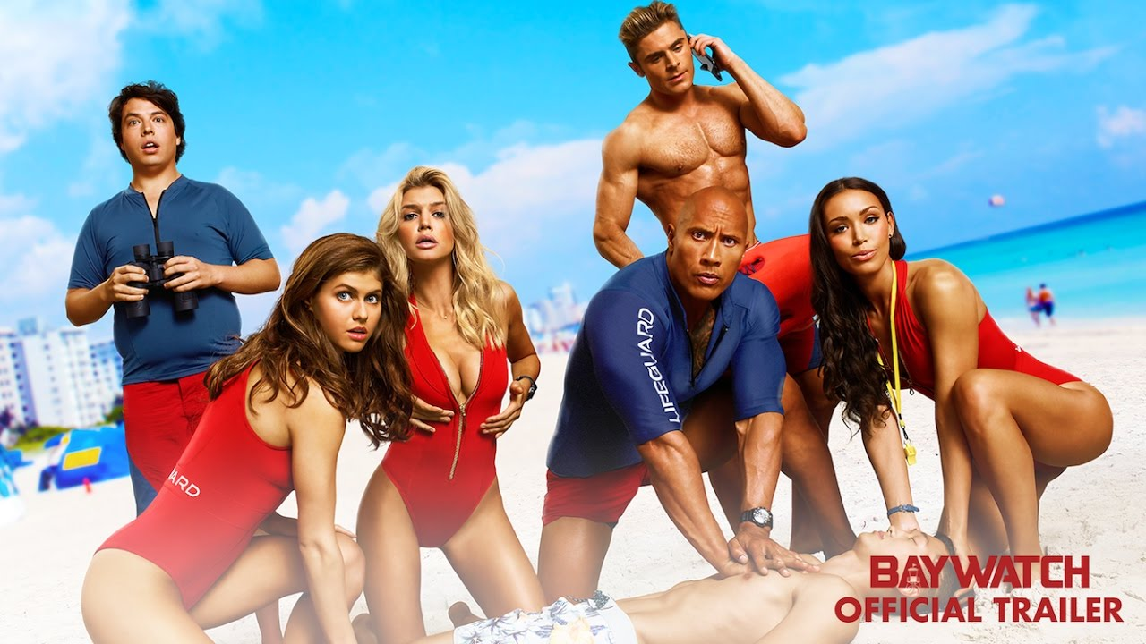 Baywatch Official Trailer (2017) – Paramount Pictures