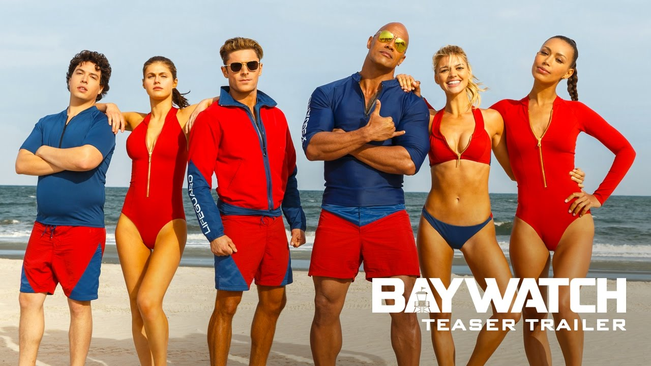 Baywatch Teaser Trailer (2017) – Paramount Pictures
