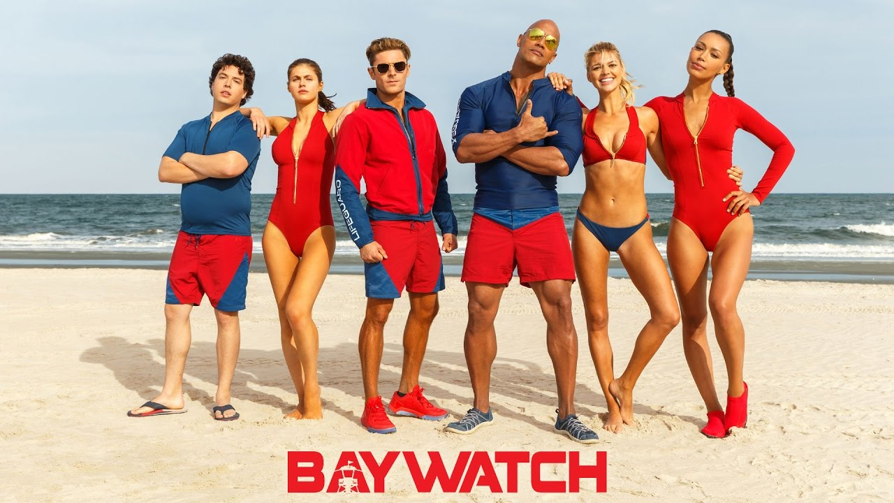 Baywatch | Trailer #1 | UK Paramount Pictures