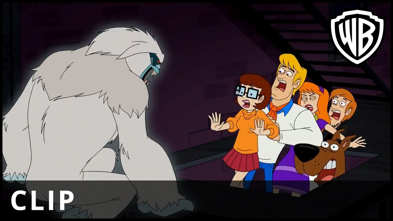 Be Cool, Scooby-Doo! – Yeti Chase Clip – Official Warner Bros. UK