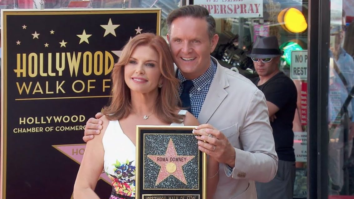 BEN-HUR (2016) – Roma Downey Star Ceremony – Paramount Pictures