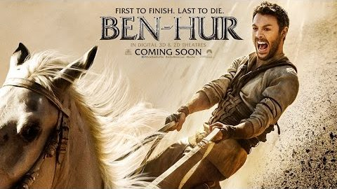 Ben-Hur | Ben-Hur | Trailer #2 | Paramount Pictures International | UKParamountPictures