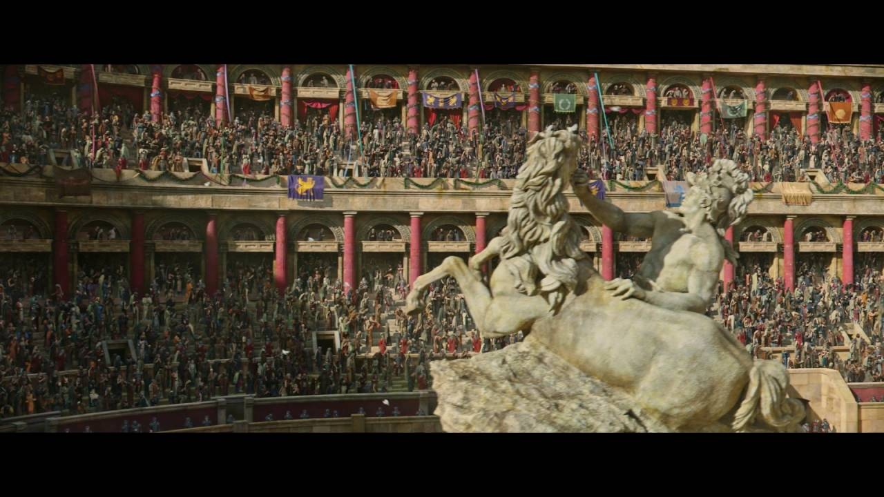 "Ben-Hur | Clip: ""You Should Have Killed Me"" 