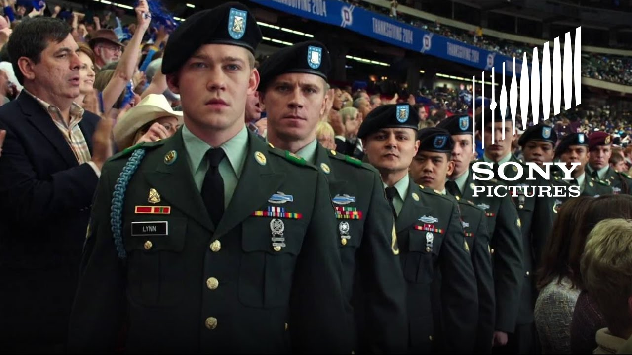 BILLY LYNN'S LONG HALFTIME WALK – Brothers (In Theaters 11/11)