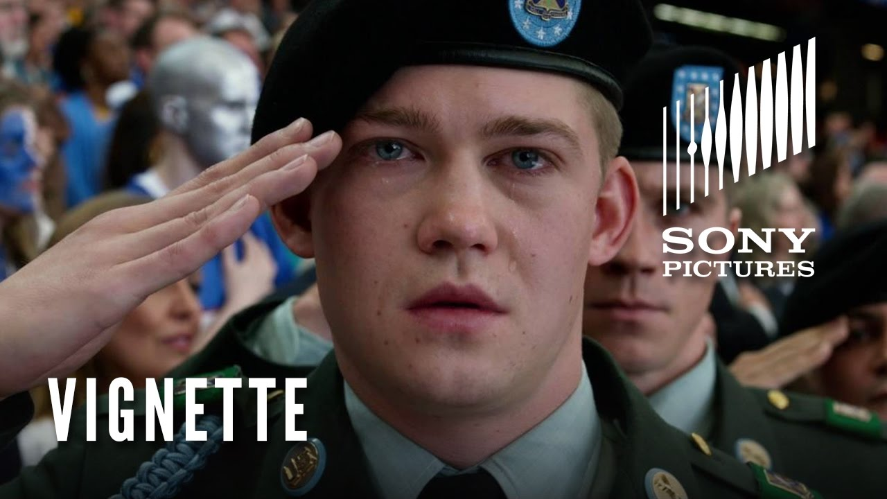 BILLY LYNN'S LONG HALFTIME WALK Vignette – American Heroes