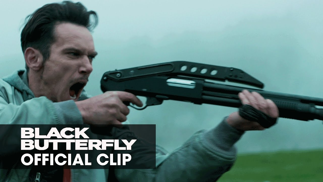 "Black Butterfly (2017 Movie) – Official Clip ""Getaway"""