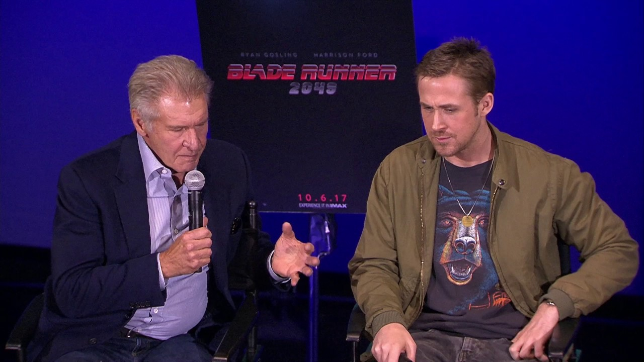BLADE RUNNER 2049 – Live Q&A and Trailer Debut Highlight Reel