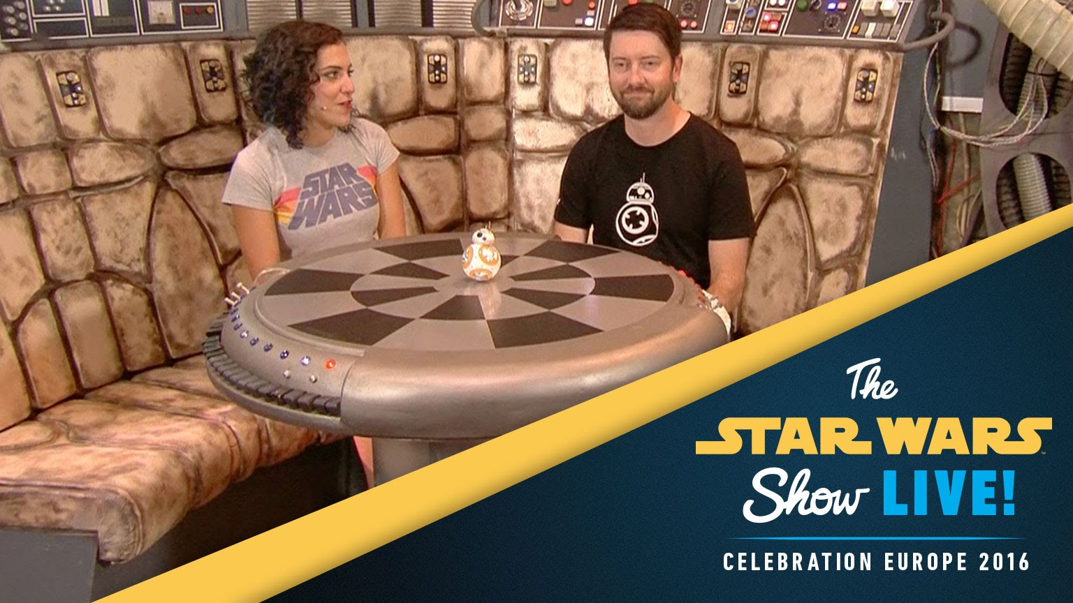 Blaine Christine (Sphero) Interview | Star Wars Celebration Europe 2016