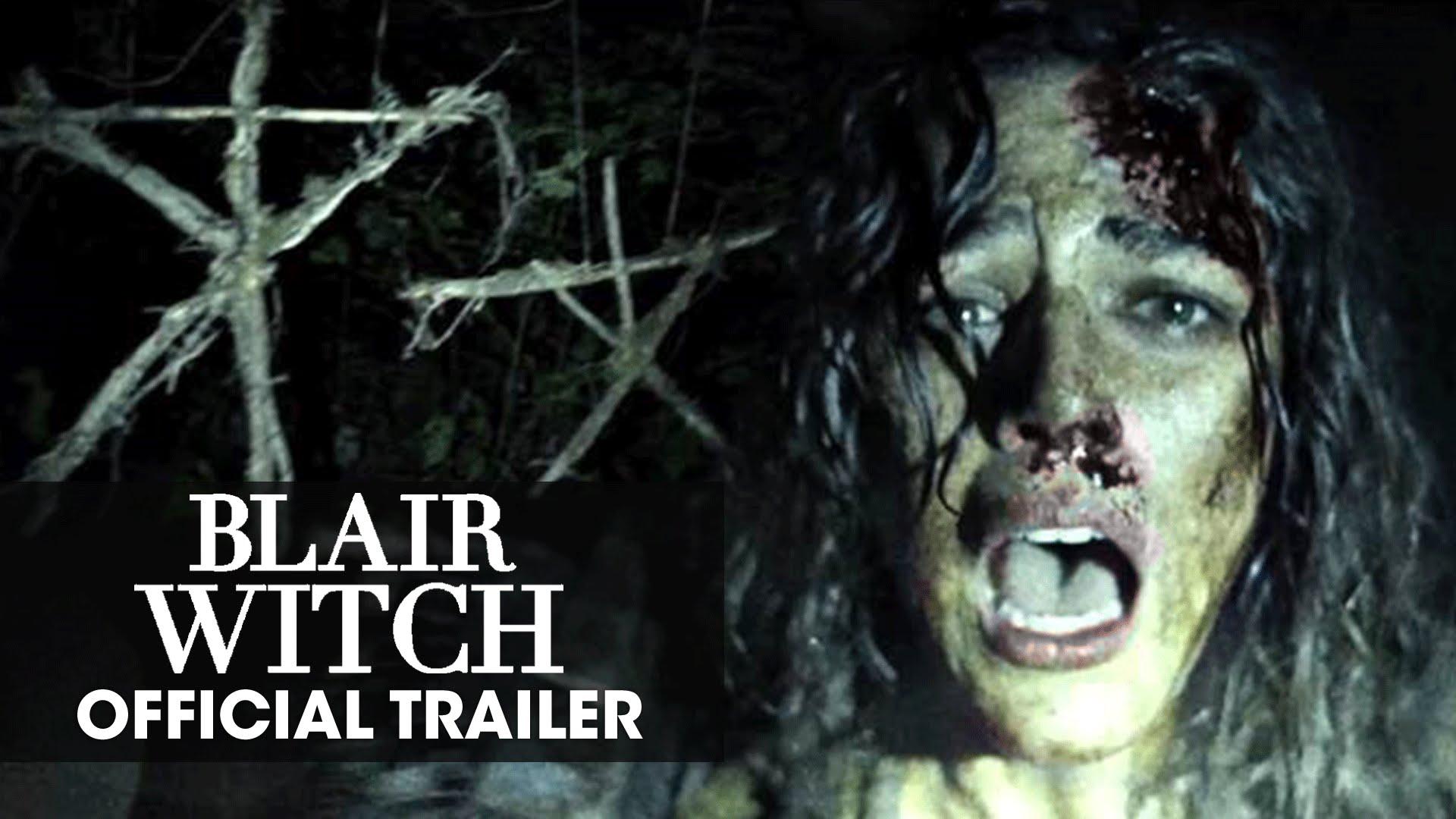 Blair Witch (2016 Movie) – New Trailer