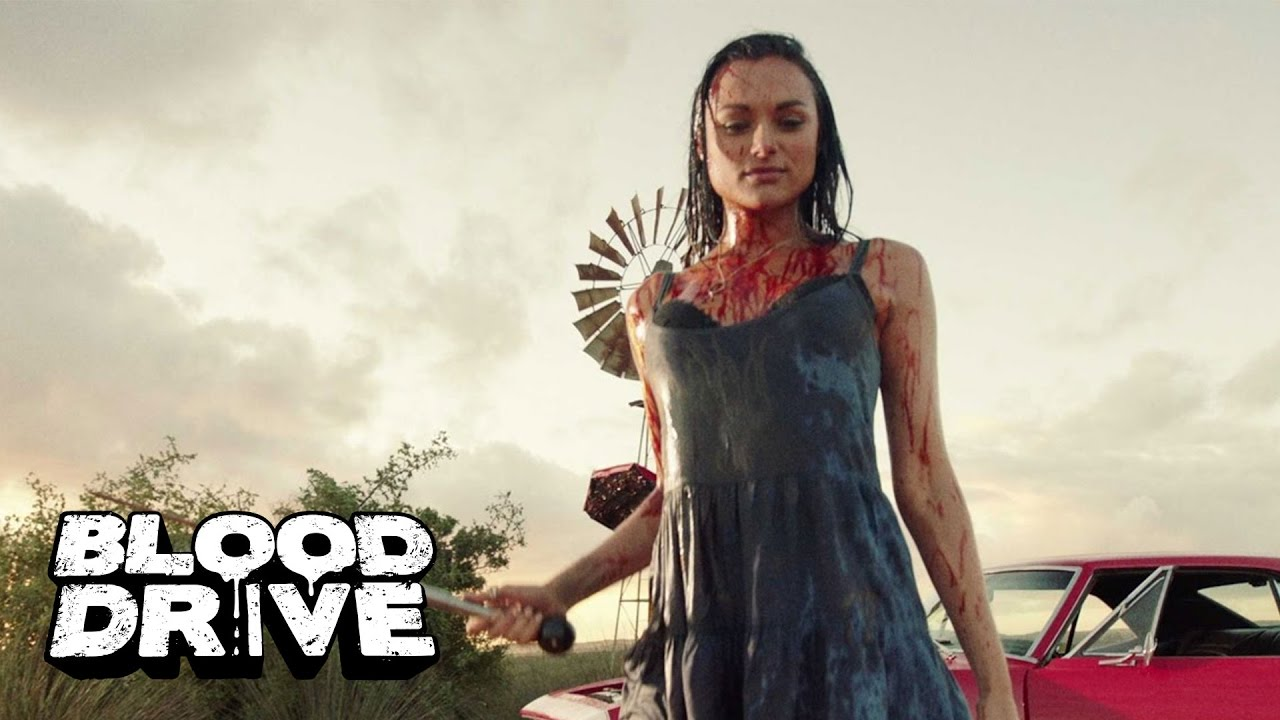 BLOOD DRIVE Official Trailer #1