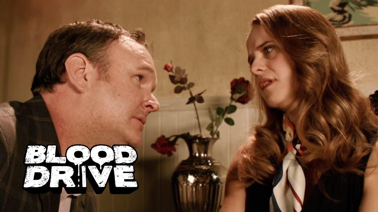 BLOOD DRIVE – Season 1: Domi & Cliff