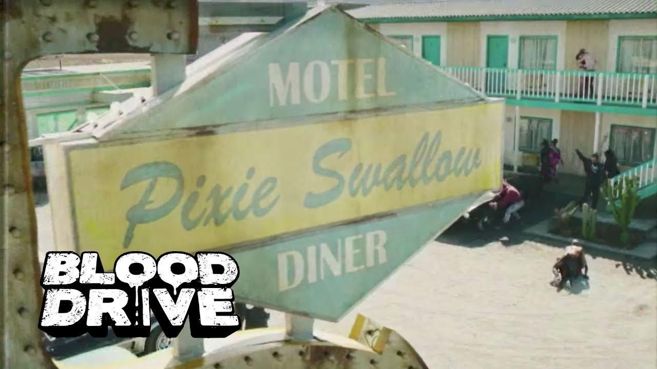 BLOOD DRIVE – Season 1, Episode 2: Sneak Peek