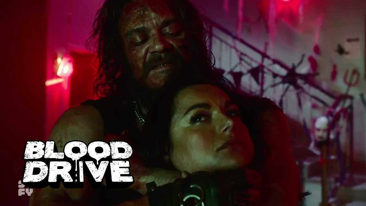 BLOOD DRIVE – Season 1, Episode 4: Code Red