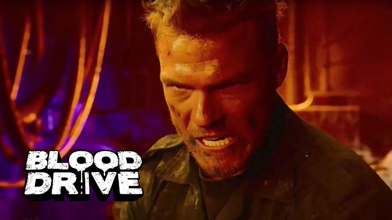 BLOOD DRIVE – Season 1, Episode 5: Surrendering