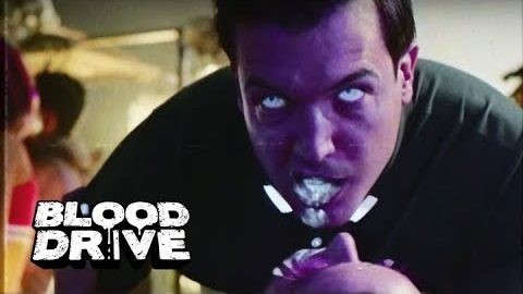 Blood Drive – Season 1, Episode 5: VHS Collection Trailer
