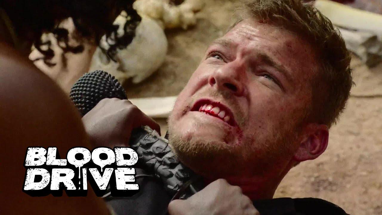 BLOOD DRIVE – Season 1, Episode 6: Running on Empty