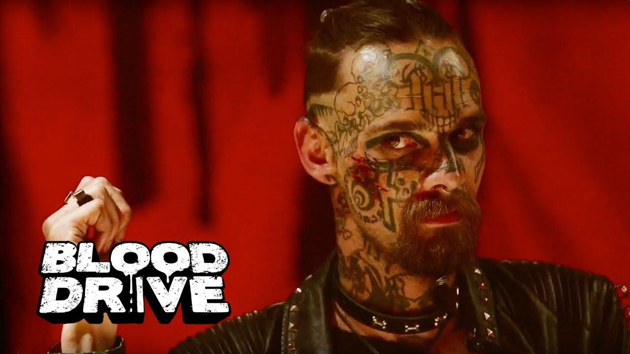 BLOOD DRIVE – Season 1, Episode 7: Bad to Worse