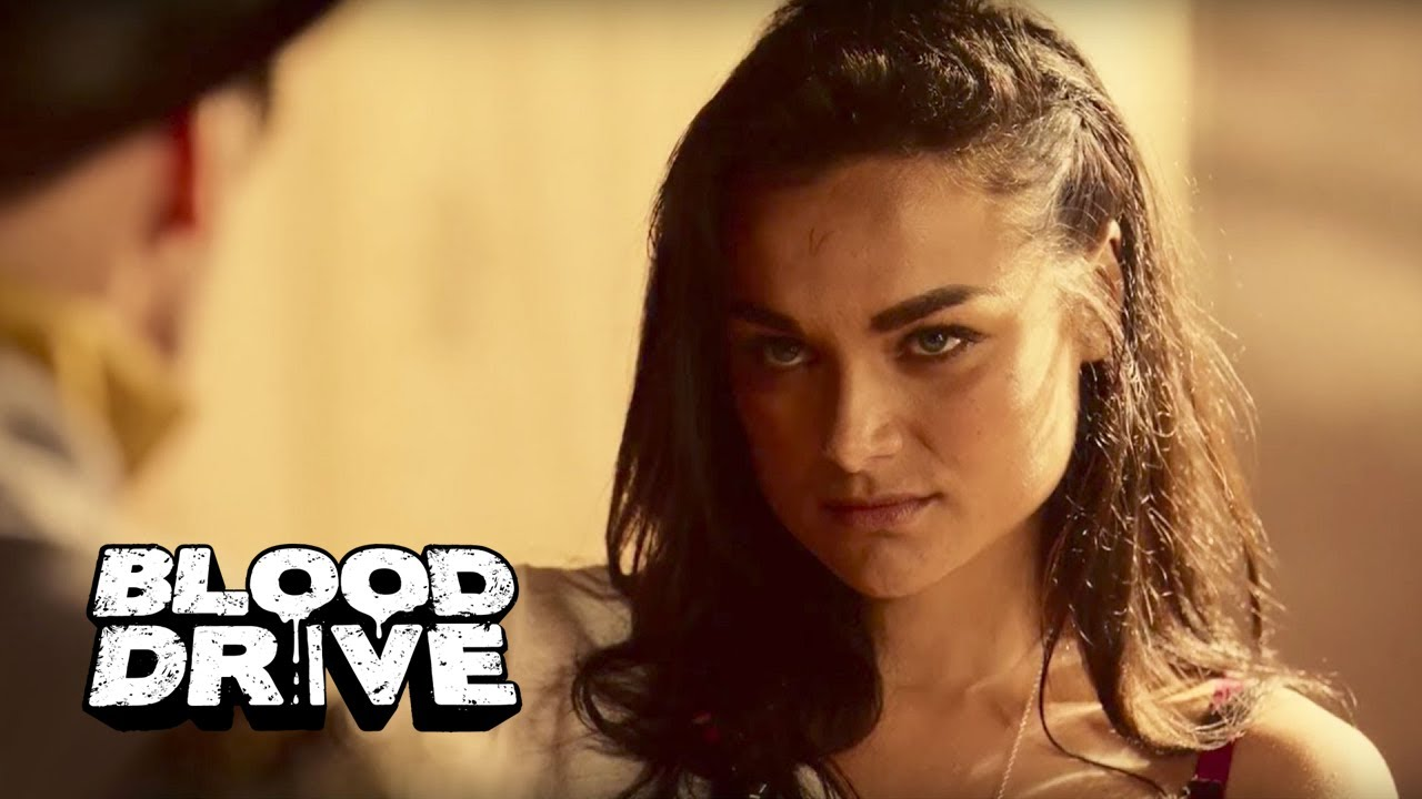 BLOOD DRIVE – Season 1, Episode 8: Words With Friends