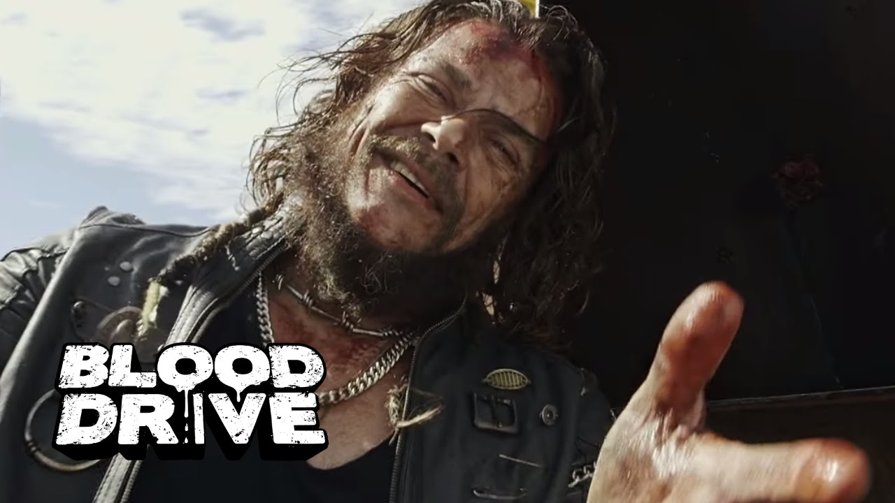 BLOOD DRIVE – Season 1: RIP Rib Bone