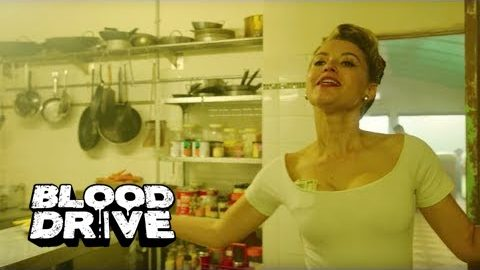 BLOOD DRIVE – WTF Happened in Episode 2?