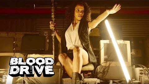BLOOD DRIVE – WTF Happened in Episode 3?!?