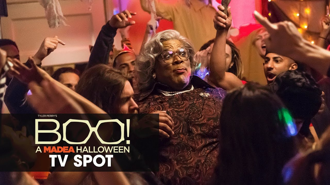 Boo! A Madea Halloween – Phase9 Entertainment
