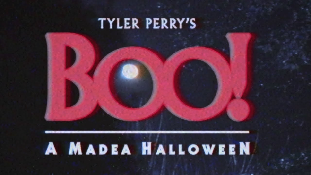 Boo! A Madea Halloween (2016 Movie – Tyler Perry) Retro Trailer