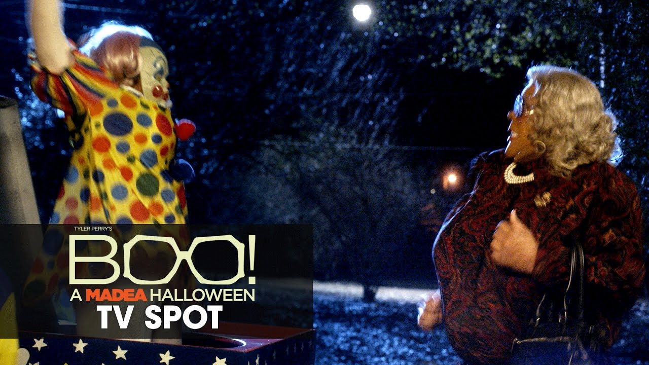 Images: Boo! A Madea Halloween