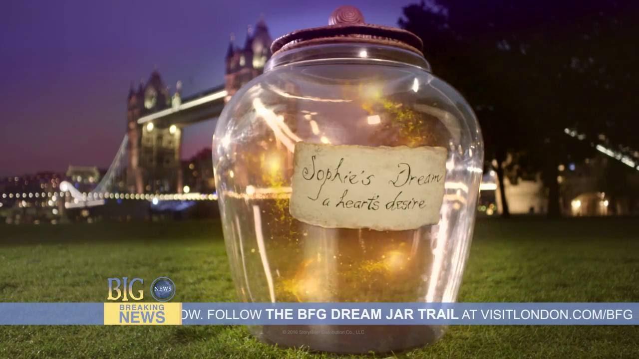 BREAKING NEWS DREAM JAR SIGHTING