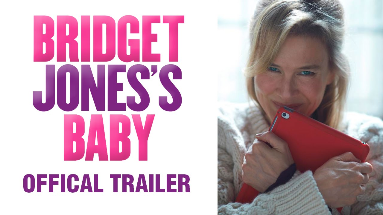 Bridget Jones's Baby – Official Trailer (HD)