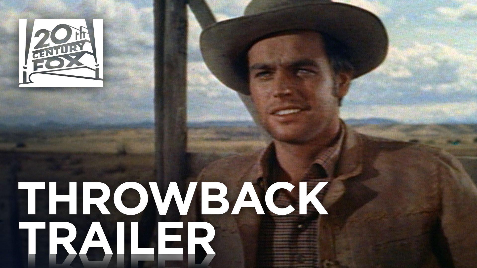 Broken Lance | #TBT Trailer | 20th Century FOX