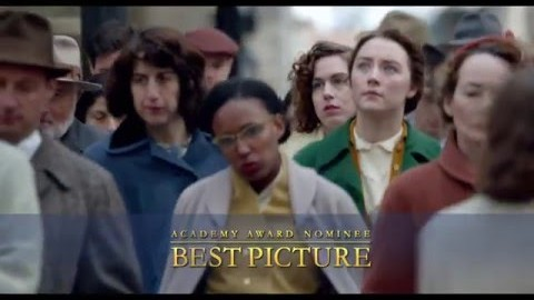BROOKLYN TV Spot: Academy Awards Nominee (Now Playing)