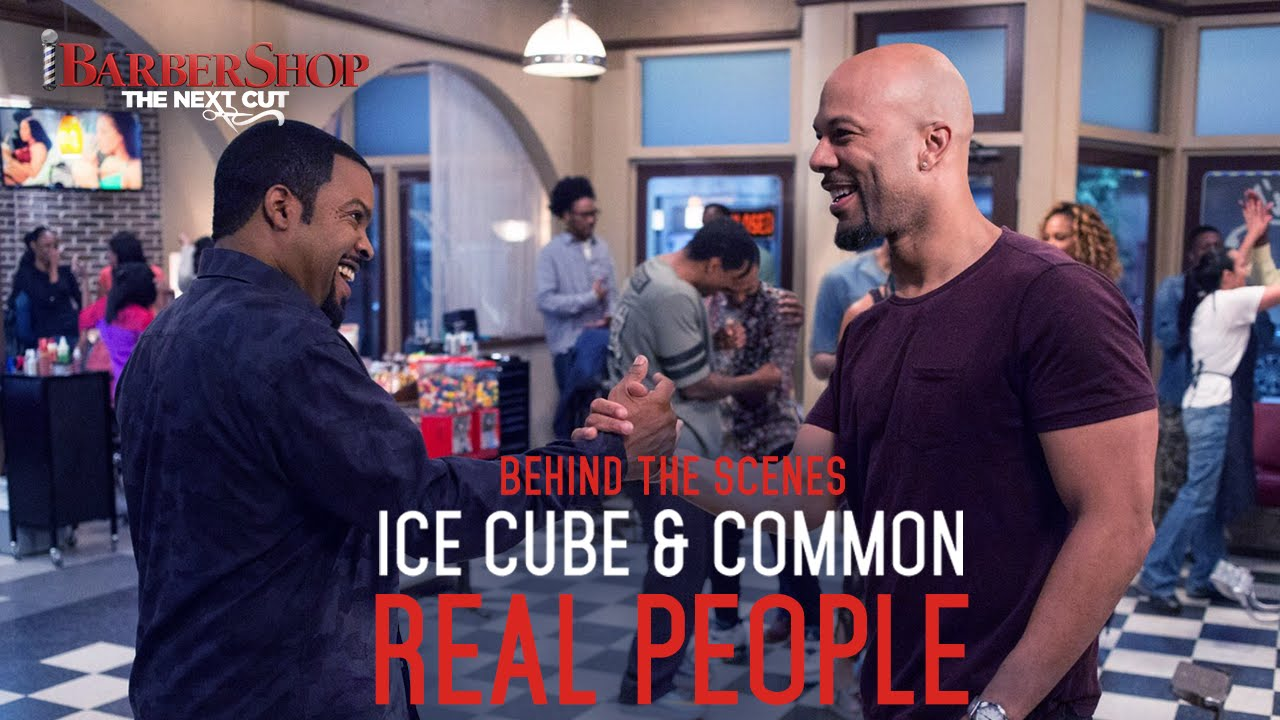 "BTS: The Making of Ice Cube & Common's ""Real People"" Music Video 